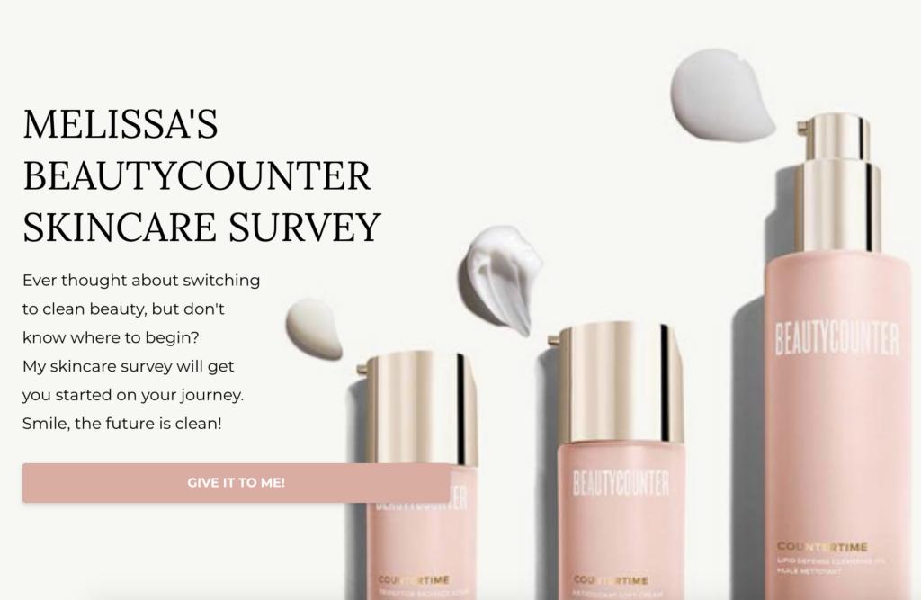 beautycounter-skincare-quiz