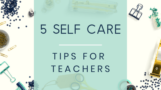 teacher-self-care