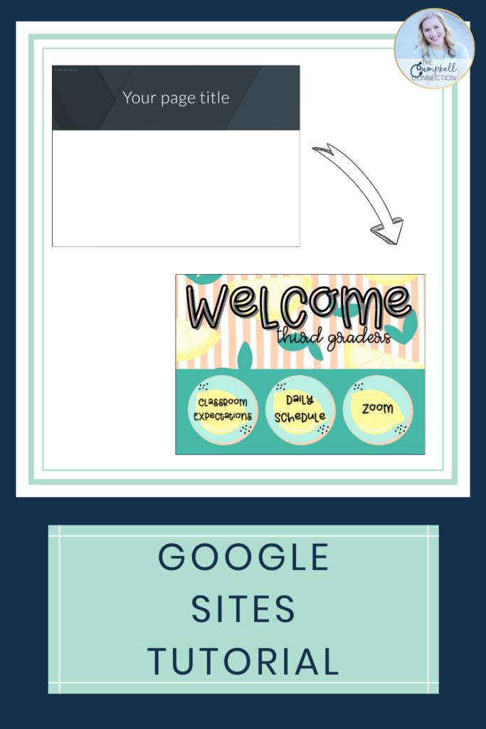 google-sites-tutorial