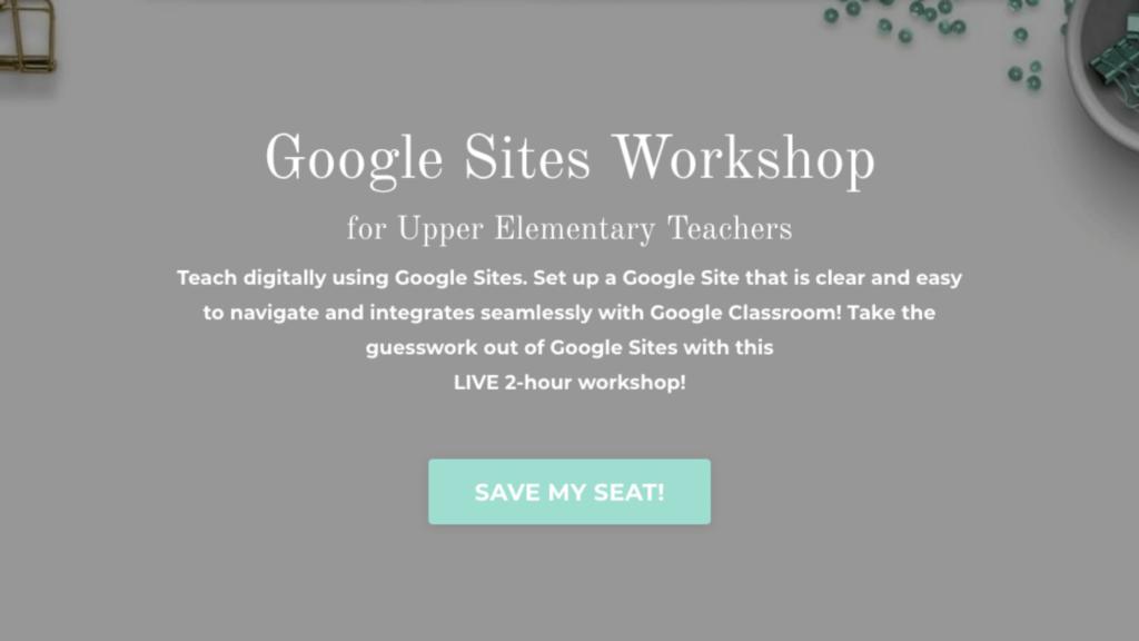 google-sites-workshop