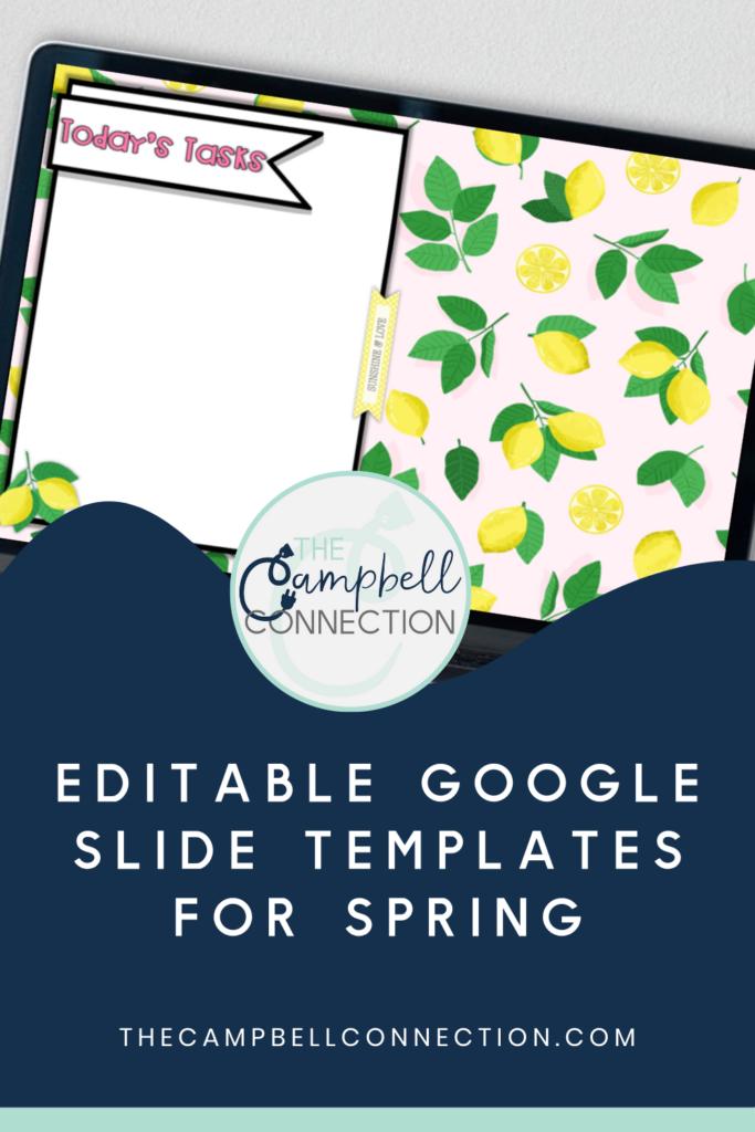 cute-google-slide-templates-spring